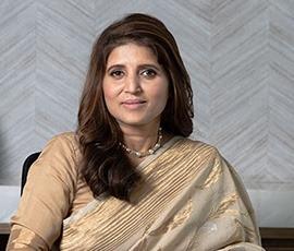 Ms Kavita Sahay Kerawalla